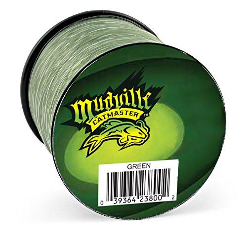 Mudville Monofilament Line, Green, 190-Yards/50-Pound Test