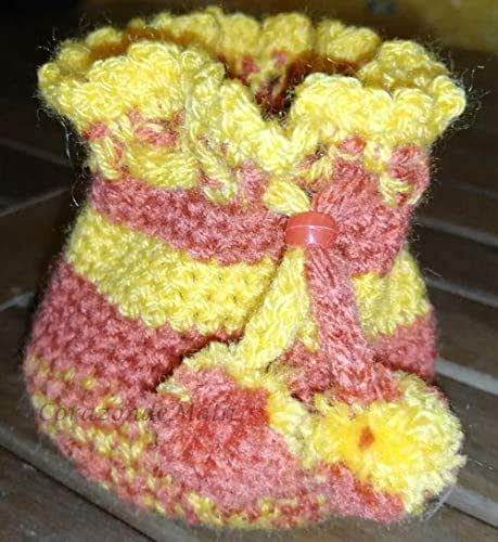 Bolsa Monedero crochet: Amazon.es: Handmade