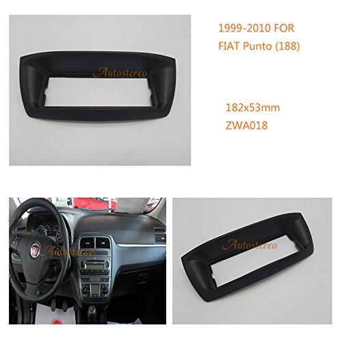 Car Stereo Radio Fascia Panel 2 Din Frame Kit for CITROEN Xsara Picasso  11-255