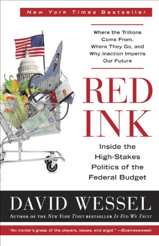 Red Ink: Inside the High-Stakes Politics of the Federal Budget cover