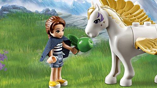 LEGO-Elves-Set-El-misterioso-castillo-de-Skyra-en-el-cielo-multicolor-41078