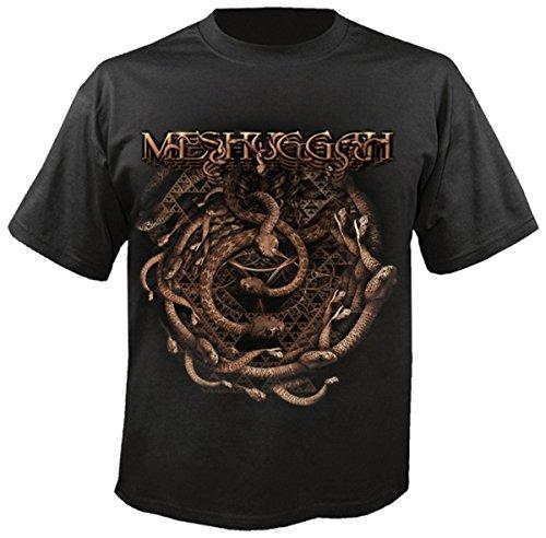 Herren T-Shirt Meshuggah - The Ophidian Trek - NUCLEAR BLAST - 2330 M size