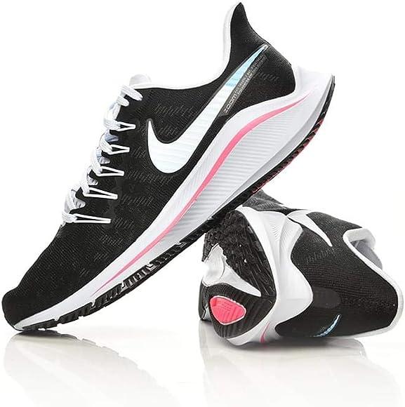 Nike Wmns Air Zoom Vomero 14, Zapatillas de Atletismo para Mujer: Amazon.es: Zapatos y complementos