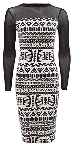 Donna Fashion LessVestito Fashion 4 Nero BrWdxCoe
