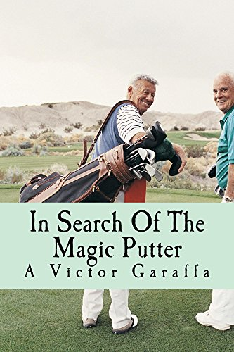 In Search Of The Magic Putter (Control Putter)