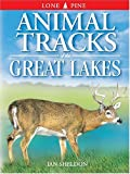 Animal Tracks of the Great Lakes, Ian Sheldon, 1551051079