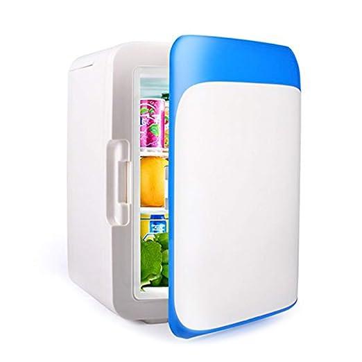 Mini frigorífico Nevera eléctrica fría y cálida Calentador ...