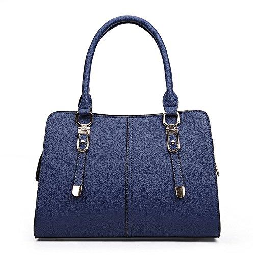 Blue Bolso Meoaeo Gules Mujer Navy Bolsos Moda Nueva Bolso w8n8CqF4