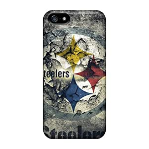 Rosesea Custom Personalized Awesome Cases Covers iphone 5 5s Defender Cases Covers pittsburgh Steelers