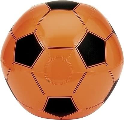 hinchable pelotas de agua de PVC en el fútbol diseño: Amazon ...