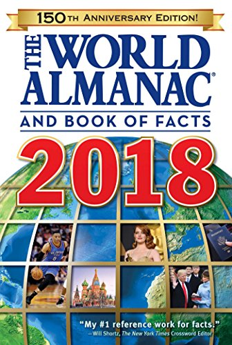 The World Almanac and Book of Facts 2018 cover