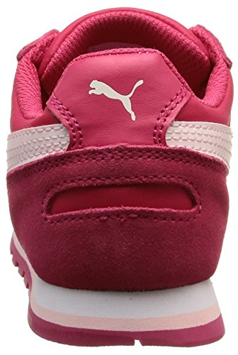 Puma St Runner NL Jungen Low-Top Rot - Rouge (Rose Red/Pink Dogwood)