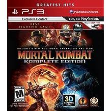 Mortal Kombat Komplete Edition - PlayStation 3
