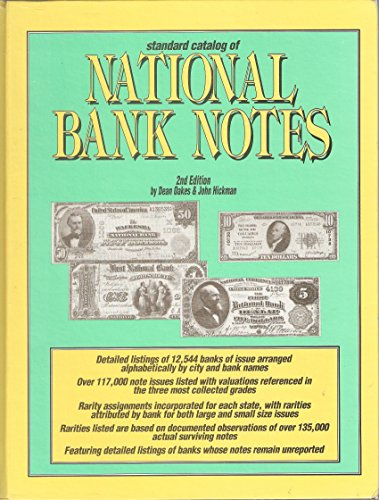 Banknotes National (Standard Catalog of National Bank Notes)