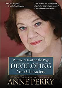 Put Your Heart on the Page: Developing Your Character