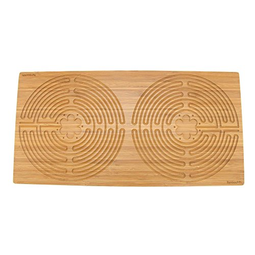 """Double Finger Labyrinth for Meditation and Prayer - 25"""" x..."""