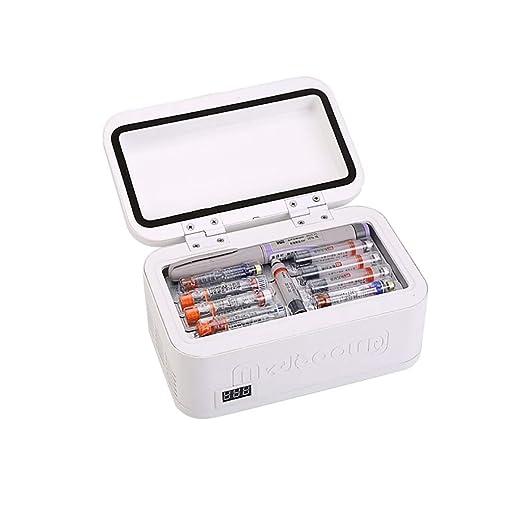 XN Mini nevera Refrigerador de medicamentos y refrigerador de ...