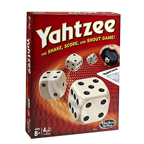 Hasbro Yahtzee Classic Game, Dice Games for sale  Delivered anywhere in USA