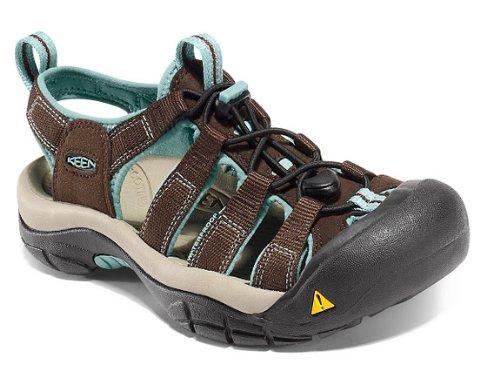 KEEN Men's Newport H2 Sandal B0017R2A30 10 M US|India Ink/Rust