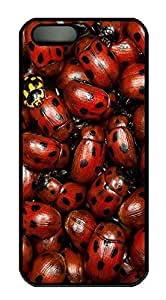 Case For Htc One M9 Cover Nature Lady Bugs PC Custom Case For Htc One M9 Cover Cover Black