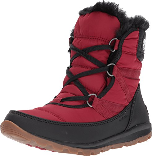 Sorel Women's Whitney Short Lace Boot Red Element 6]()