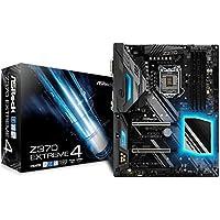 ASRock Z370 Extreme4 LGA 1151 (300 Series) Intel Z370 HDMI SATA 6Gb/s USB 3.1 ATX Intel Motherboard