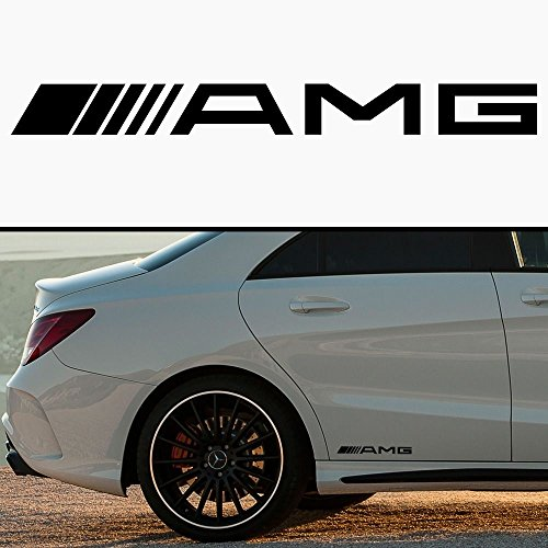 2x Mercedes Amg 6 Quot Vinyl Decal Sticker Buy 2 Get 3rd Free
