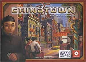 Chinatown The Art of Trading Board Game