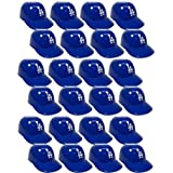 Rawlings 24 Pack Baseball Ice Cream Bowl Mini Helmets Party Snack Choose MLB Team