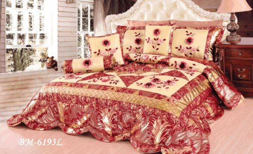 Tache Spring Blooms Patchwork Comforter product image