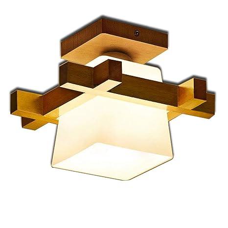 ZY Armario Luces de techo Estilo chino Corredor Lámparas de ...