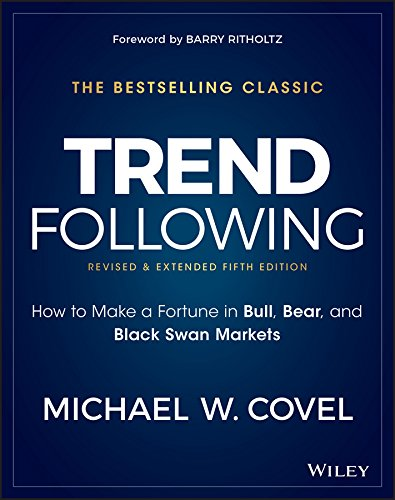Pdf Money Trend Following: How to Make a Fortune in Bull, Bear, and Black Swan Markets (Wiley Trading)