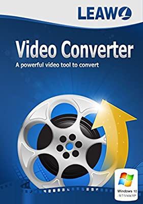 Video Converter Software for Windows- Convert Videos Files among MP4, MOV, MKV, AVI, etc., HD videos like 720P, 1080P, MP3, etc. 180+ Formats for iPhone, iPad, YouTube, etc.(1 Year)