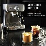 Calphalon BVCLECMP1 Temp iQ Espresso Machine with