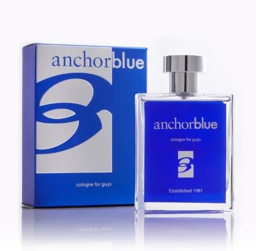 Anchor Blue .5 oz. Cologne Spray (1 bottle) by Anchor Blue