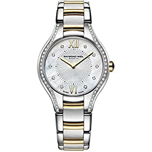Raymond Weil Noemia Mother of Pearl Two-tone Ladies Watch 5127-SPS-00985