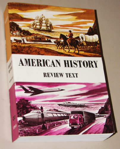 Review Text in American History