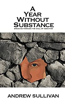 A Year Without Substance: Breaking through the wall of addiction by [Sullivan, Andrew]