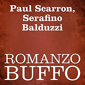Romanzo buffo [A Funny Novel] Audiobook