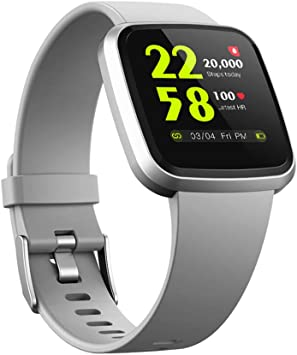 V12 Health&Fitness 2in1 Smart Watch with HRV Heart Rate Blood Oxygen SpO2 Sleep Monitor Sports Activity Tracker Smartwatch Bluetooth Running Pedometer ...