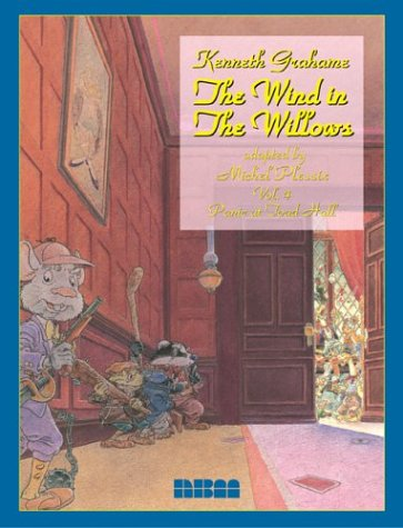 Panic at Road Hall (Wind in the Willows)