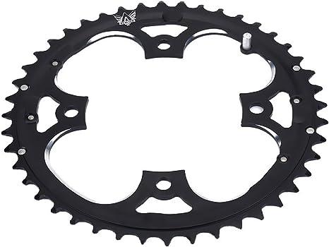 Dioche Plato de Bicicleta, Aleación de Aluminio, Anillo de Cadena ...