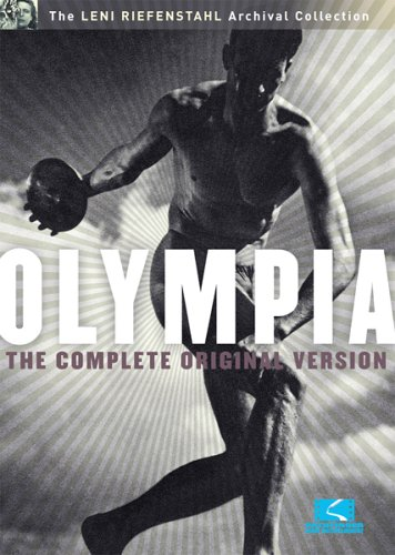 Olympia: The Leni Riefenstahl Archival Collection (1938) eOne Films Distribution Movie Art House & International Documentary