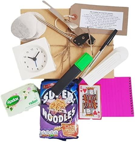 Harrisons Gifts Kit de iniciación de Supervivencia para ...