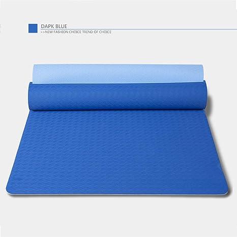 Amazon.com : QAZWSXD Upgraded Version of Non-Slip TPE Yoga ...