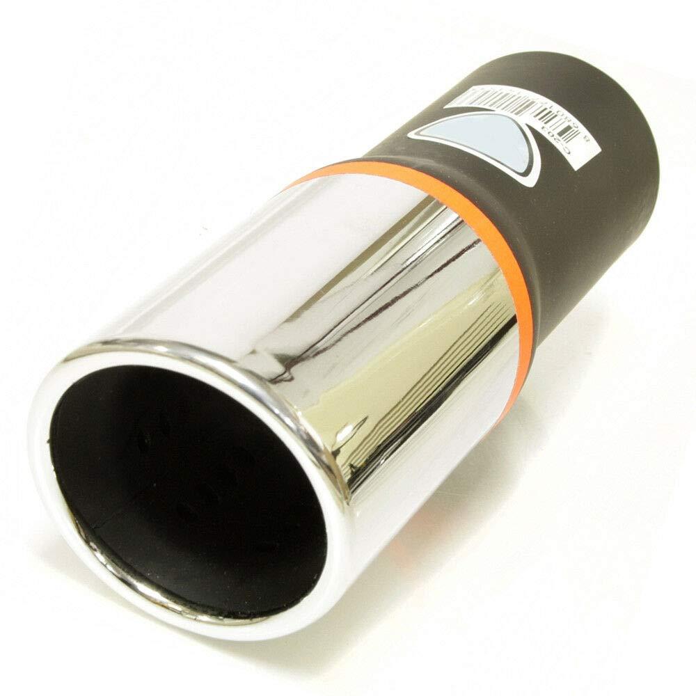 cromato Autohobby 367A A B C G D H J CC 3 4 5 6 7 Deflettore di scarico universale diametro: fino a 48 mm in acciaio INOX