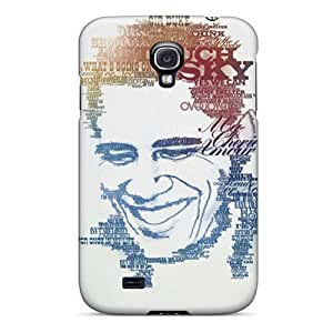 Fashionable WAFXlnI8906AGpJj Galaxy S4 Case Cover For Obama Protective Case by lolosakes
