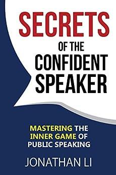 Secrets Confident Speaker Mastering Speaking ebook product image