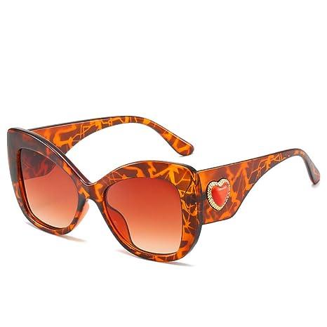 Yangjing-hl Nueva Caja de Gafas de Sol Tendencia Gafas de ...