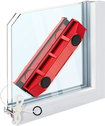 The Glider S-1 Magnetic Window Cleaner for Single Glazed Windows